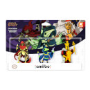 Shovel Knight Triple Pack amiibo: Specter Knight, Plague Knight and King Knight (Shovel Knight Collection)