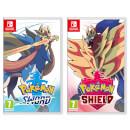 Pokémon Sword and Pokémon Shield Double Pack