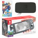 Nintendo Switch Lite (Grey) Pokémon Sword Pack