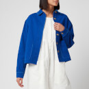 L.F Markey Women's Marlo Jacket - Cobalt
