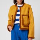 L.F Markey Women's Quentin Coat - Saffron