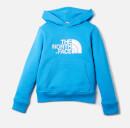 The North Face Boys' Drew Peak Hoody - Clear Lake Blue/TNF White