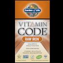 Vitamin Code Raw Iron - 30 Capsules