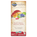 mykind Organics Plant Iron And Herbs Cranberry-Lime - 240ml