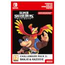 Super Smash Bros. Ultimate - Banjo & Kazooie Challenger Pack - Digital Download