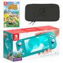 Nintendo Switch Lite (Turquoise) Animal Crossing: New Horizons Pack