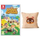 Animal Crossing: New Horizons + Tom Nook Cushion Pack