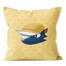 Animal Crossing Kicks Cushion
