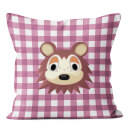 Animal Crossing Sable Cushion