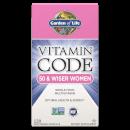 Vitamin Code 50+ and Wiser Women - 120 Capsules