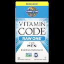 Комплекс витаминов Vitamin Code Raw One для мужчин — 30 капсул