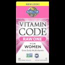 Vitamin Code Raw One Femmes - 30 Capsules