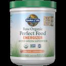 Энергетический порошок Raw Organic Perfect Food Energizer — Мате и гранат — 276 г