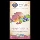 mykind Organics Women's 40 Multi - 60 Tablets