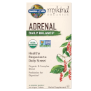 mykind Organics Herbal Stress Balance - 120 Tablets
