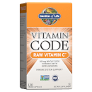 Vitamin Code Raw Vitamin C - 120 Capsules