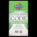 Комплекс с витаминами группы B Vitamin Code Raw B-Complex — 120 капсул
