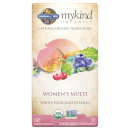 mykind Organics Women's Multi - 60 Tablets