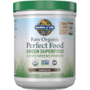 Superaliments Raw Organic Perfect Food Green - Chocolat - 285g