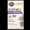 mykind Organics - Pastillas nocturnas a base de hierba - 30 tabletas