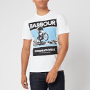 Barbour International Men's Frame T-Shirt - White