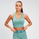 MP Women's Curve Sports Bra - Energy Green - XS