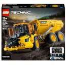LEGO Technic: 6x6 Volvo Articulated Hauler RC Truck (42114)