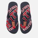 Tommy Hilfiger Men's Simon Essential Beach Toe Post Sandals - Midnight