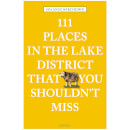 Bookspeed: 111 Places in the Lake District That You Shouldn't Miss