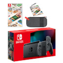 Nintendo Switch (Grey) 51 Worldwide Games Pack