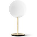 Menu Shiny Opal Table Lamp - Brushed Brass