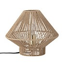 Bloomingville Rope Table Lamp - Natural