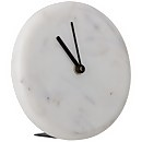 Bloomingville Marble Table Clock