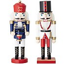 Bloomingville Nutcracker Christmas Decoration - Set of 2