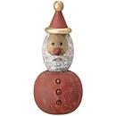 Bloomingville Wooden Santa Christmas Decoration