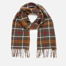 Barbour Casual Women's Barmack Houndstooth Tartan Scarf - Classic