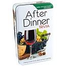 After Dinner Trivia Card Game