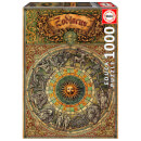 Zodiac Jigsaw Puzzle (1000 Pieces)