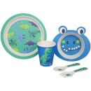 Sunnylife Kids Dino Eco Meal Kit