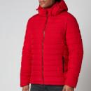 Superdry Men's Hooded Fuji Jacket - High Risk Red