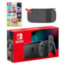 Nintendo Switch (Grey) Super Mario 3D All-Stars Pack