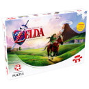 The Legend of Zelda - Ocarina of Time Jigsaw (1000 Pieces)