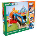 Brio Smart Tech Sound - Railway Action Tunnel Circle Set