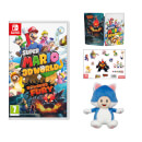 Super Mario 3D World + Bowser's Fury + Cat Toad Soft Toy
