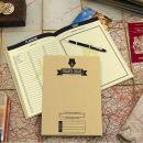 Tagebuch für Reisen