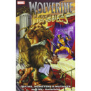 Wolverine Hercules Myths Monsters And Mutants Trade Paperback