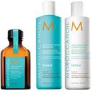 Moroccanoil Moisture Repair Shampoo, Conditioner and Treatment Trio