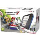 Nintendo 2DS Blue/Black + Mario Kart 7