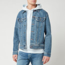 A.P.C. Men's Denim Jacket - Indigo