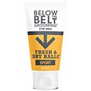 Below the Belt Grooming Fresh and Dry Balls - Sport 75ml